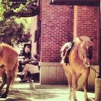 Снимок сделан в Sisters Coffee Company пользователем Jeri B. 5/18/2012