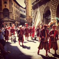 Foto scattata a Via Tornabuoni da Bogdan K. il 6/18/2012