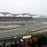 Das Foto wurde bei Shanghai International Circuit von André L. am 4/15/2012 aufgenommen