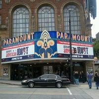 Das Foto wurde bei Paramount Theatre von Michael K. am 6/10/2012 aufgenommen