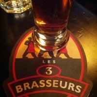 Foto scattata a Les 3 Brasseurs da Maxime T. il 8/31/2012