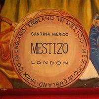 3/18/2012にMattがMestizoで撮った写真