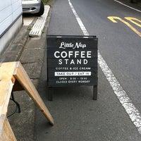 Foto scattata a Little Nap COFFEE STAND da Hiroki T. il 5/25/2012