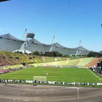 Снимок сделан в UEFA Champions Festival 2012 пользователем Michael M. 5/19/2012