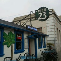 3/14/2012にKevin C.がPier 23 Cafeで撮った写真
