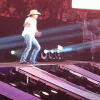 3/19/2012 tarihinde Tosha C.ziyaretçi tarafından INTRUST Bank Arena'de çekilen fotoğraf
