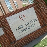 รูปภาพถ่ายที่ Clark Atlanta University โดย Terésa D. เมื่อ 4/9/2012