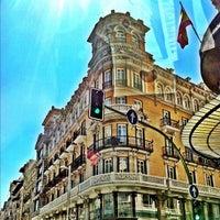 Das Foto wurde bei Hotel de las Letras von Roberto D. am 6/1/2012 aufgenommen