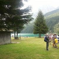 Das Foto wurde bei Restaurant Platzl am See in Antholz von Bruno N. am 8/25/2012 aufgenommen