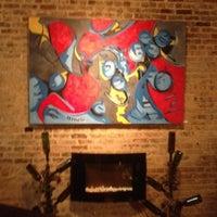 Foto tomada en Stomping Grounds Coffee & Wine Bar por Harley A. el 7/14/2012