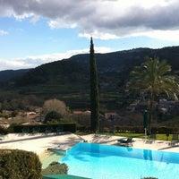 รูปภาพถ่ายที่ Gran Hotel Son Net โดย Blair F. เมื่อ 2/16/2012