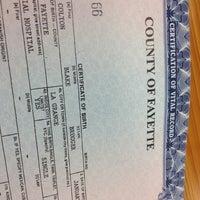fayette county clerk office