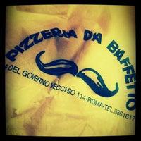 Foto scattata a Da Baffetto da Marcelo Almeida il 4/16/2012