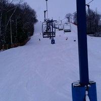 Foto tirada no(a) Chicopee Ski & Summer Resort por Kulvir G. em 2/25/2012
