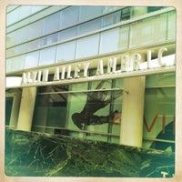 8/18/2012 tarihinde Chris H.ziyaretçi tarafından The Ailey Studios (Alvin Ailey American Dance Theater)'de çekilen fotoğraf