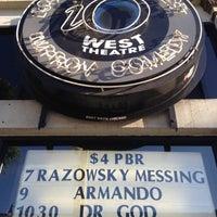 7/22/2012 tarihinde Joshuaziyaretçi tarafından iO West Theater'de çekilen fotoğraf