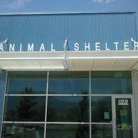 Photo taken at North Utah Valley Animal Shelter by Kristie B. on 6/18/2012