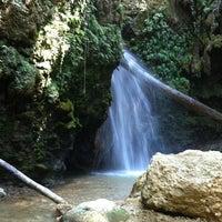 Das Foto wurde bei Gizlikent Şelalesi von Evren Burcay T. am 8/23/2012 aufgenommen