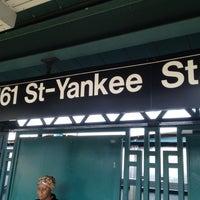 5/27/2012にCharles H.がMTA Subway - 161st St/Yankee Stadium (4/B/D)で撮った写真