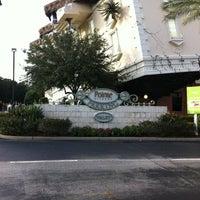Снимок сделан в Pointe Orlando пользователем Selma 9/9/2012