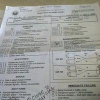 drivers license test ohio locations