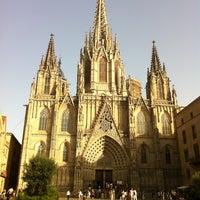 Foto tomada en Catedral de la Santa Cruz y Santa Eulalia por Glenn el 8/18/2012