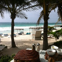 Photo prise au Be Tulum Hotel par Mari S. le6/7/2012