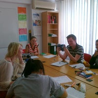 Снимок сделан в Colegio Internacional Alicante, Spanish Language School пользователем SPANISH S. 3/13/2012