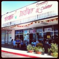 9/2/2012에 Bhanu R.님이 Bhanu's Indian Grocery & Cuisine에서 찍은 사진
