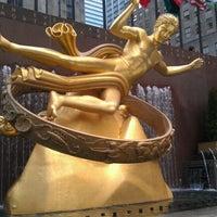 3/8/2012にBrian B.がThe Rink at Rockefeller Centerで撮った写真