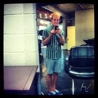 รูปภาพถ่ายที่ Melrose & McQueen Salon โดย Kyle V. เมื่อ 8/31/2012
