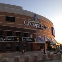 Foto tirada no(a) Chesapeake Energy Arena por UrbanGM (David B.) em 6/14/2012