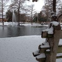Photo prise au Theta Pond par Hugh le2/13/2012