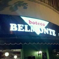 Foto tirada no(a) Boteco Belmonte por Bruno C. em 6/27/2012