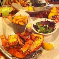 Das Foto wurde bei Big Easy Bar.B.Q & Crabshack von Arya A. am 7/24/2012 aufgenommen