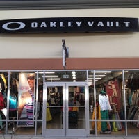 da97422c0d ... Photo taken at Oakley Vault by Cary S. on 2 3 2012 ...