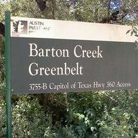 4/21/2012にBuddy N.がBarton Creek Greenbeltで撮った写真
