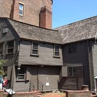 Foto scattata a Paul Revere House da Richard il 8/1/2012