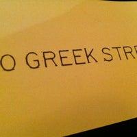 Foto diambil di 10 Greek Street oleh Keshav L. pada 8/18/2012