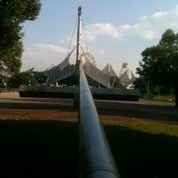 Foto tomada en Olympiastadion por Eszti K. el 7/27/2012