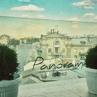Das Foto wurde bei Panorama Lounge von Marina G. am 5/8/2012 aufgenommen