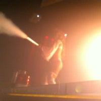 Das Foto wurde bei Spazio Nightclub von Nelson Z. am 7/1/2012 aufgenommen