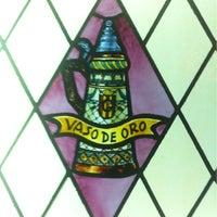 Das Foto wurde bei El Vaso de Oro von Andrea D. am 6/19/2012 aufgenommen