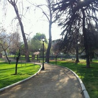 Das Foto wurde bei Parque Forestal von Sebastián Ignacio O. am 9/9/2012 aufgenommen
