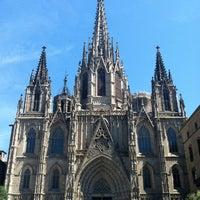 Foto tomada en Catedral de la Santa Cruz y Santa Eulalia por Anna P. el 7/1/2012