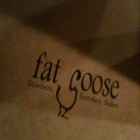 Photo prise au Fat Goose par Katie Z. le4/7/2012