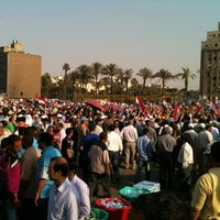 Foto tomada en Plaza de la Liberación por Hussein M. el 6/5/2012
