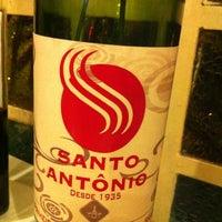 รูปภาพถ่ายที่ Santo Antônio Restaurante e Churrascaria โดย Leninha R. เมื่อ 4/28/2012