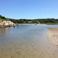 Photo Taken At Wood Neck Beach By Laura M On 7 6 2017