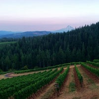 Foto scattata a Phelps Creek Vineyards da Nathalie B. il 8/18/2012